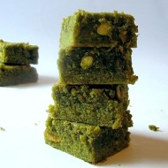 Greenies (Matcha Brownies)!