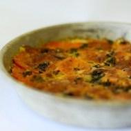 Parmigiana di Zucca alla Toma Piemontese