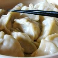 Ravioli di Gamberi al Vapore (all'Italiana) – Chinese Jiaozi