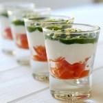 Tartarine di Pomodorini e Burrata con Noci e Salsa al Basilico