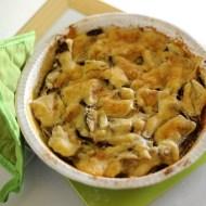 Tortino di Patate, Carciofi e Pecorino