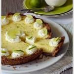 Key Lime Pie (Crostata al Lime) Americana