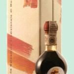 Aceto Balsamico Tradizionale di Modena (Acetaia La Tradizione): Opera d'Arte del Gusto, Poesia del Palato