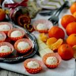 Tartufini di Cioccolato Bianco con Clementine e Cocco