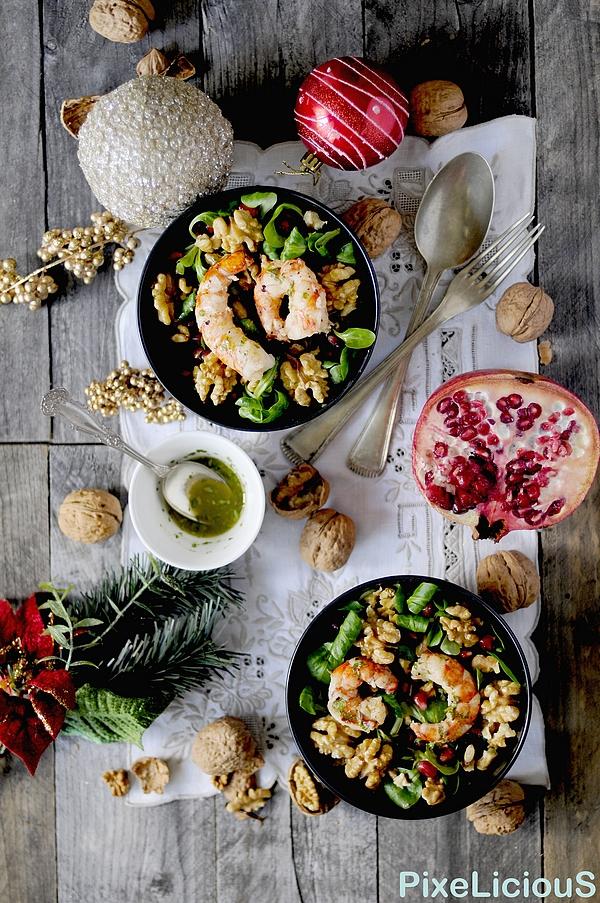 insalata valeriana melagrana gamberi noci 3 72dpi