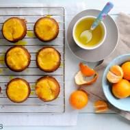 Tortini di Farro alle Clementine