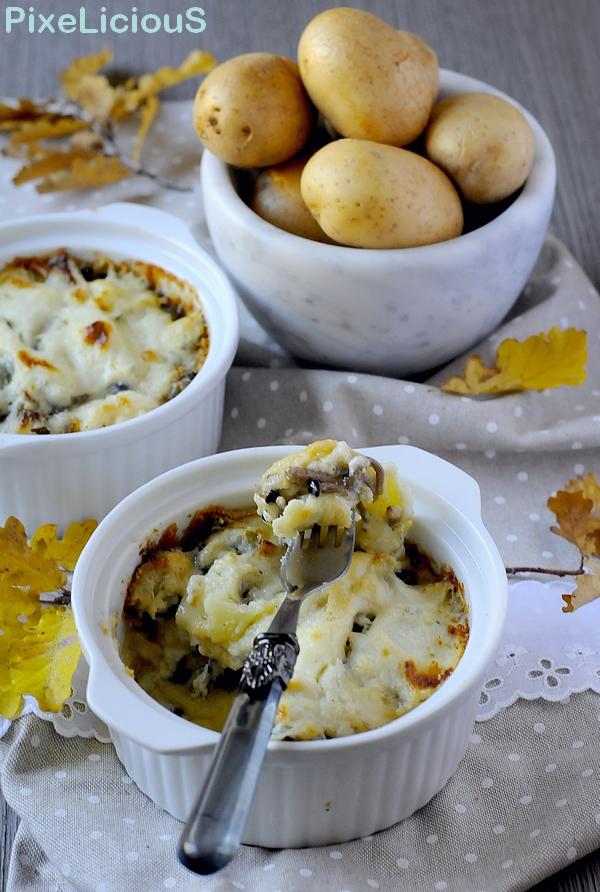 tortini patate pioppini gorgonzola 3 72dpi
