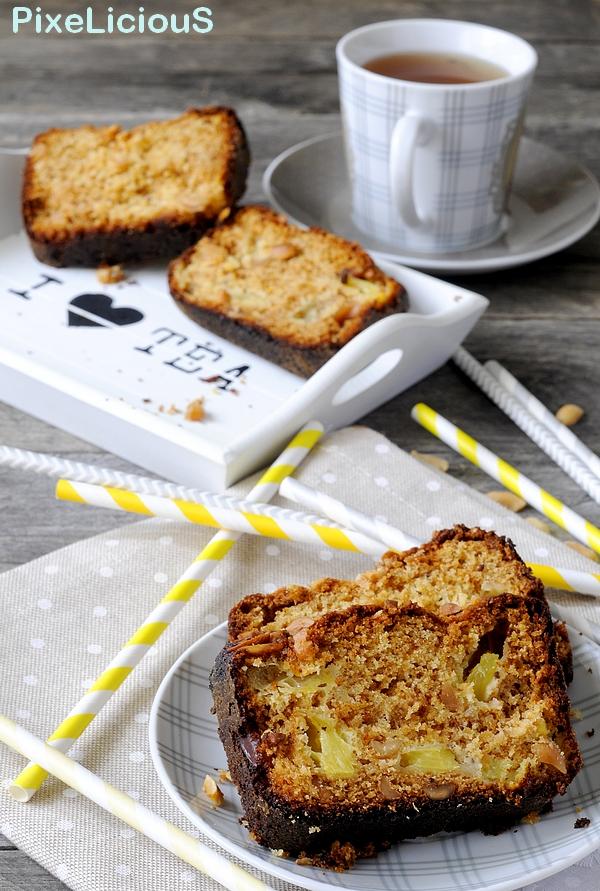 cake vaniglia ananas arachidi 4 72dpi
