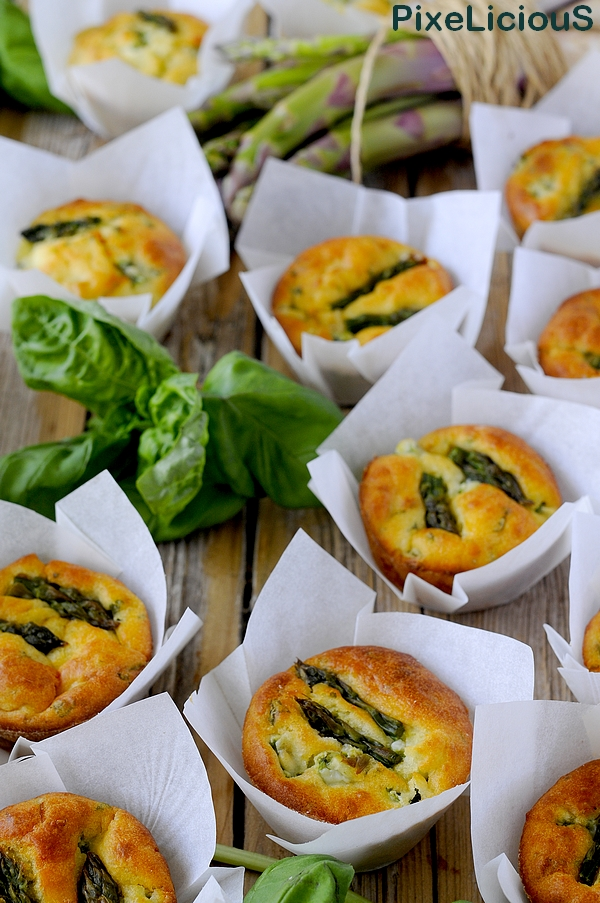 muffins asparagi basilico 3 72dpi
