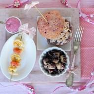 """Pink Mood: le mie Tapas """"Rosa come il Mare"""""""