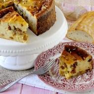 Torta Nicolota, la Torta di Pane e Uvetta di Venezia