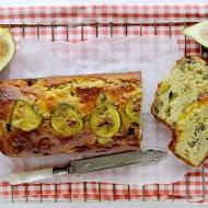 Cake Salato al Farro con Prosciutto Crudo, Fichi e Noci