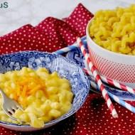 Mac 'n Cheese: la Pasta al Formaggio Americana