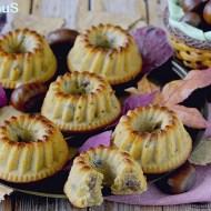 Ciambelline di Castagne con Arancia e Uvetta