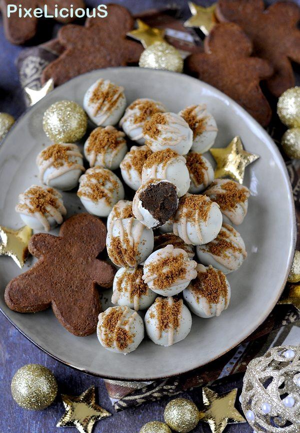 Tartufini Pan di Zenzero (Gingerbread)