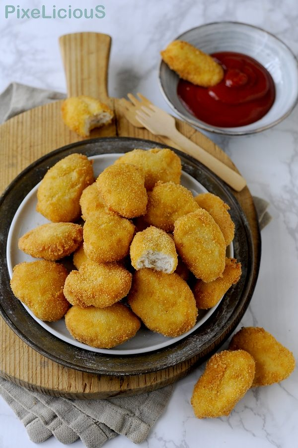 chicken nuggets di pollo
