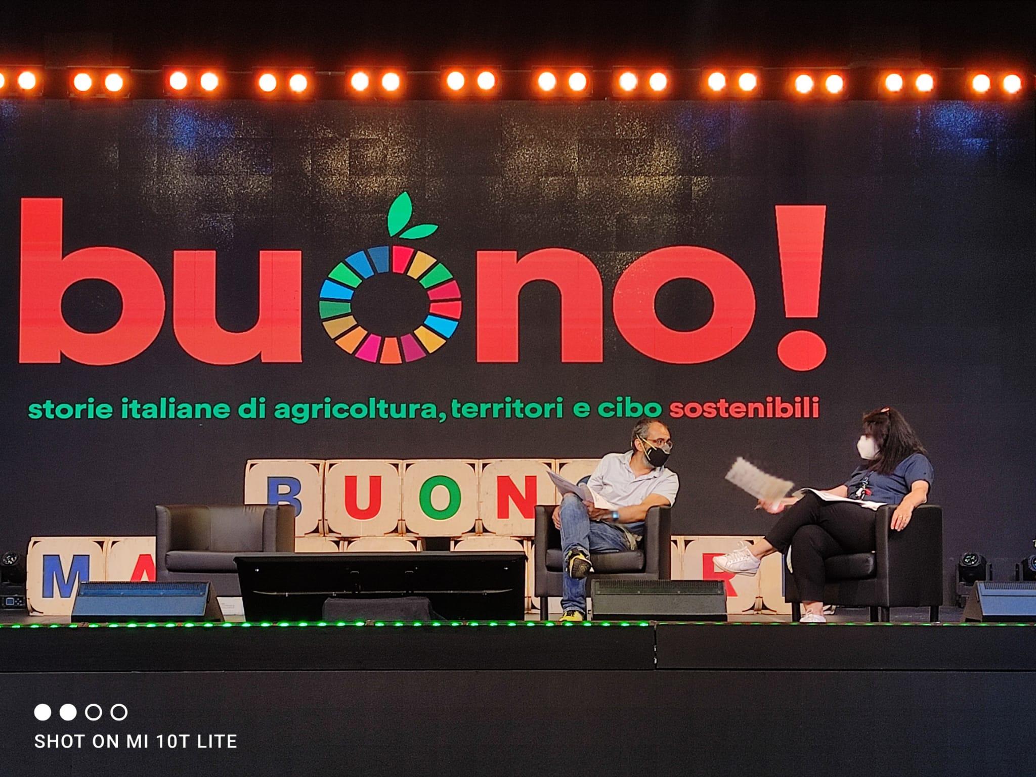 Buono! Storie Italiane di Agricoltura, Territori e Cibo Sostenibili