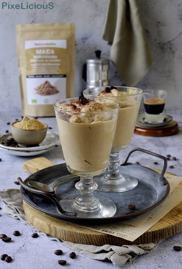 Crema Fredda al Caffè e Maca