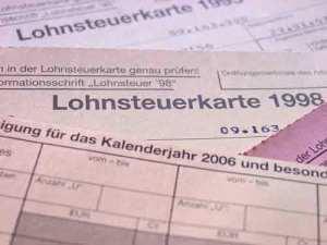 Lohnsteuerkarte beantragen: was muss man beachten?