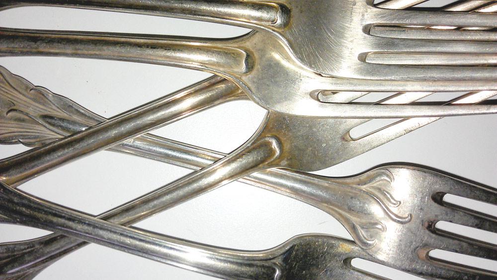 Wie kann man am besten Silberbesteck verkaufen