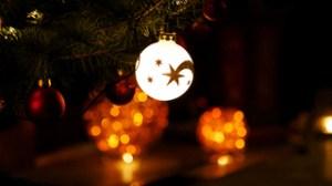 Man kann auch sehr schön Weihnachten alleine feiern