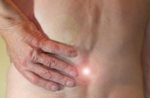 Rückenschmerzen können vielfältige Ursachen haben