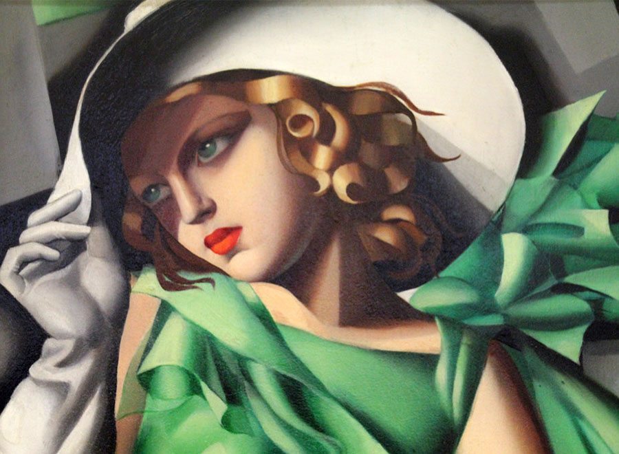 Emotionless With Tamara De Lempicka Pixelle Co