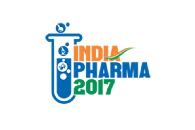 Trade Show Booth Contractor Indian Pharma Expo Pragati Maidan New Delhi India