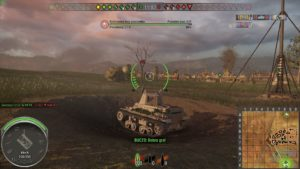 World of Tanks Blitzen