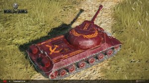 World of Tanks: Console Edition – Fatherland IS-3A