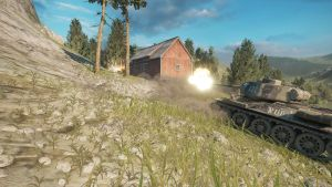 World of Tanks Rudy