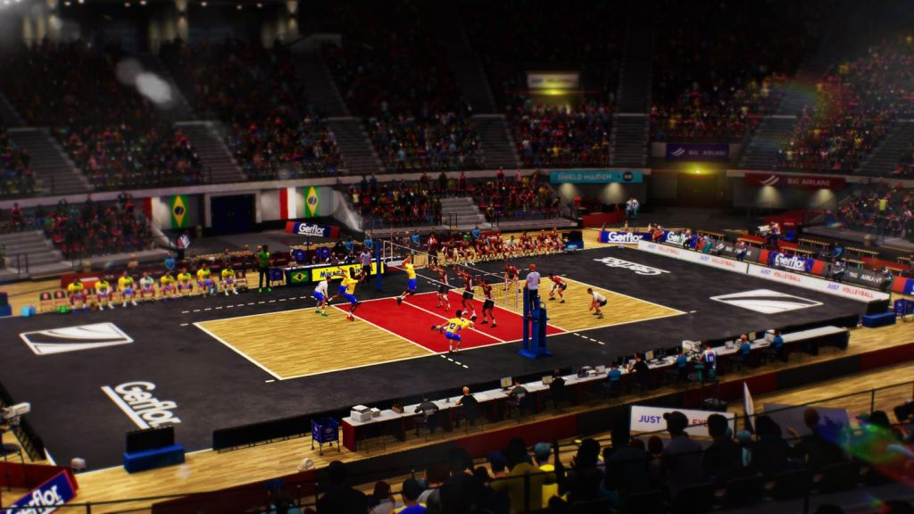 Spike Volleyball recenzja review