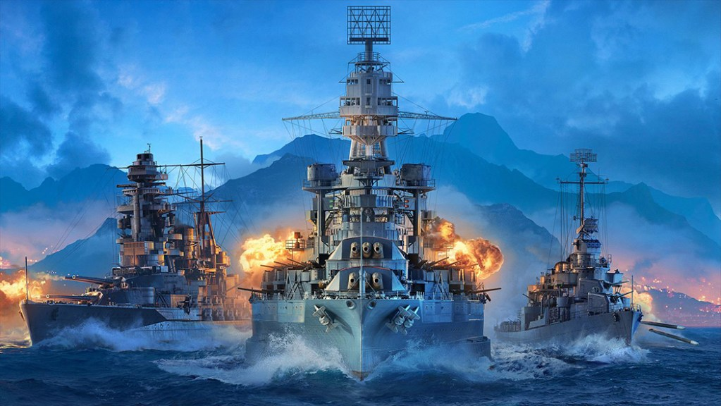 World of Warships: Legends recenzja review