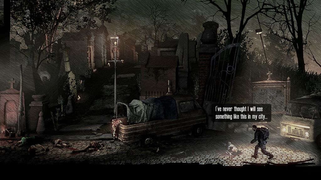 Recenzja This War of Mine: Stories - Father's Promise review