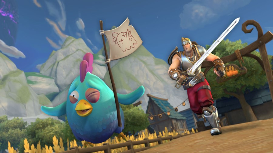 Realm Royale recenzja review