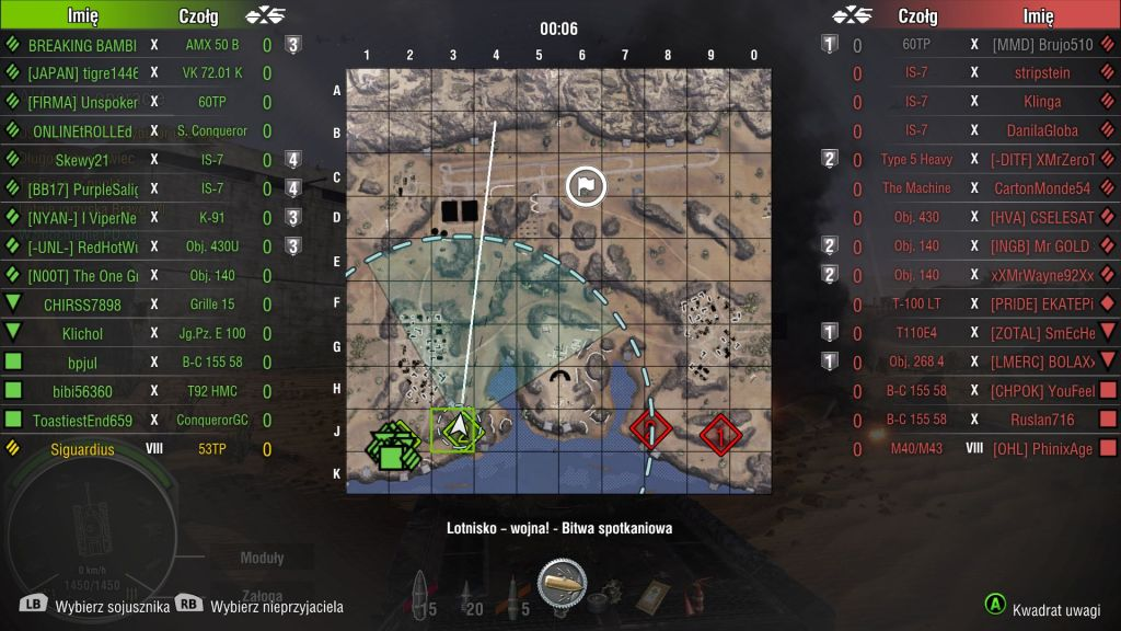53TP Markowskiego, World of Tanks, Xbox One, Xbox 360, PlayStation 4