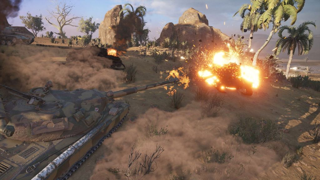 60TP, World of Tanks, recenzja, Xbox One