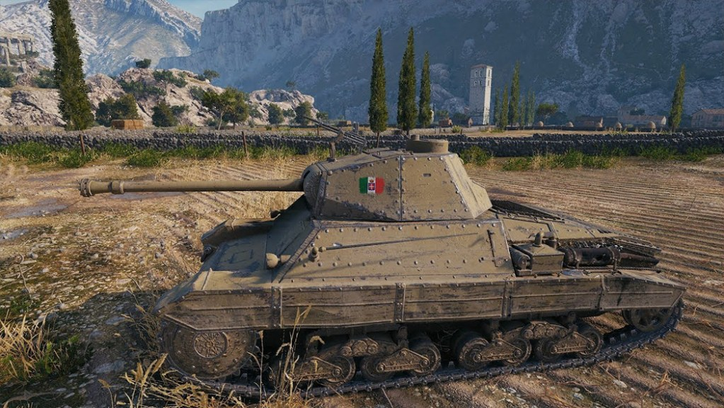 P.43, World of Tanks, Xbox One