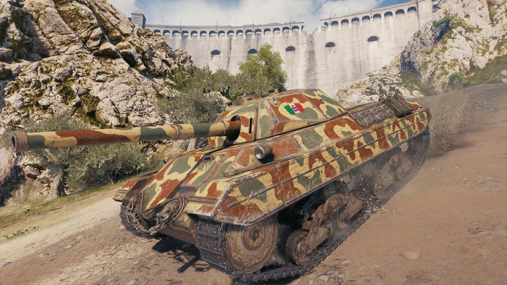 P.43 bis, World of Tanks, Console, Xbox One