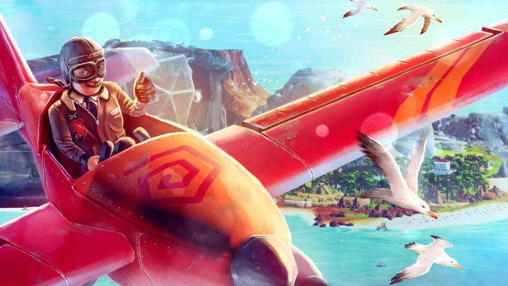 Pilot Wings, Xbox One, recenzja, review