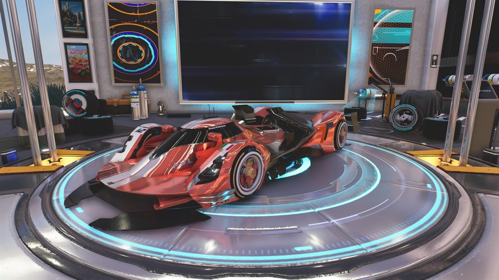 Xenon Racer, recenzja, review, Xbox One