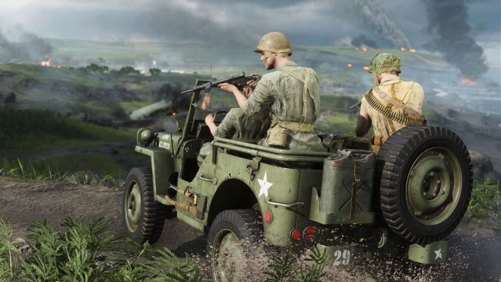 Battlefield V Pacific, recenzja, review, Xbox One