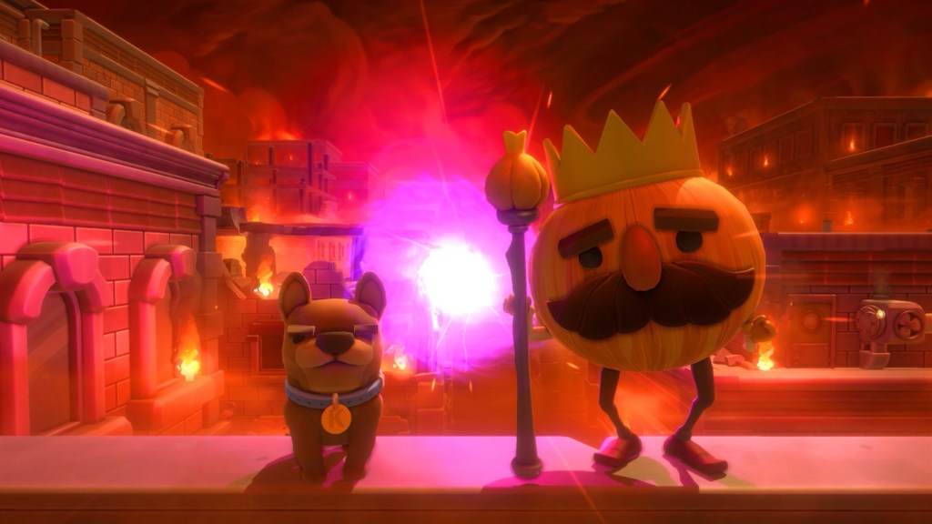 Overcooked! All You Can Eat, recenzja, review, Xbox Series X, Xbox Series S
