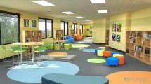 Day Care Center Interior Design