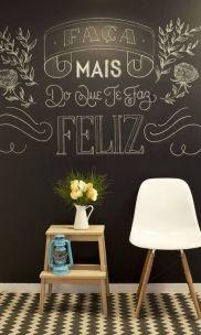 Tipografia em quadros, cartazes e muito mais | Casa & Decor