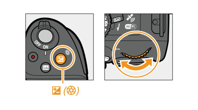 Exposure Compensation Meaning : How to Use Exposure Compensation In Nikon