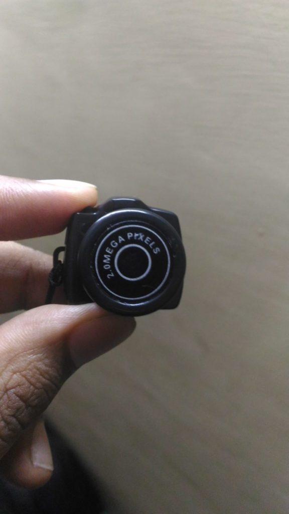 pixelrajeev, tiny camera