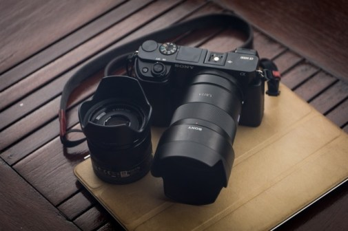 Sony A6000 -pixelrajeev