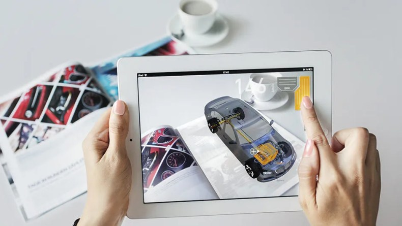 What is Augmented Reality and Augmented Reality Examples