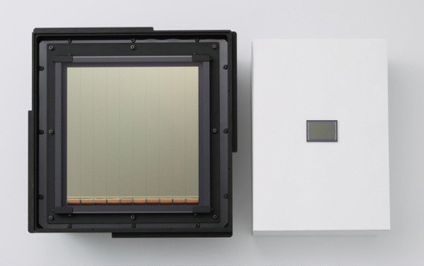 Canon Produces World's Largest CMOS Sensor